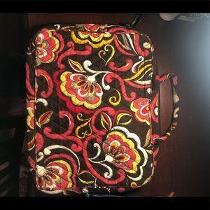 "Vera Bradley 13-15"" Laptop Case/Holder"